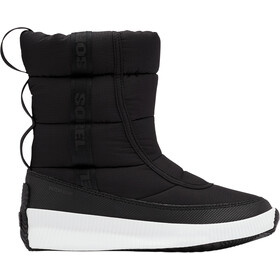 Sorel Out N About Puffy Mid Boots Women black